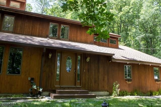 268 W Mountain Rd, Sparta Twp., NJ 07871 (MLS #3645275) :: The Sikora Group