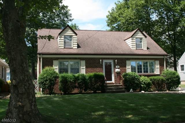 148 Cornell Ave, Rahway City, NJ 07065 (MLS #3645562) :: RE/MAX Select