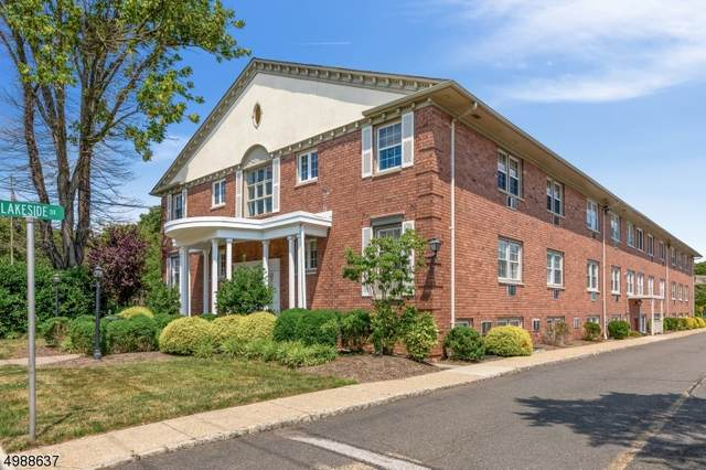 206 Main St 72B 72B, Millburn Twp., NJ 07041 (MLS #3646062) :: Team Francesco/Christie's International Real Estate