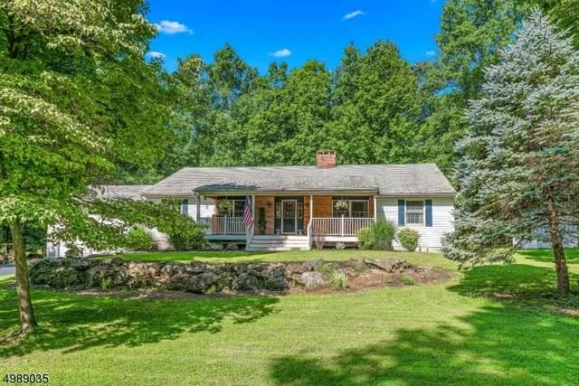 23 Green Farm Rd, Green Twp., NJ 07821 (MLS #3646195) :: William Raveis Baer & McIntosh