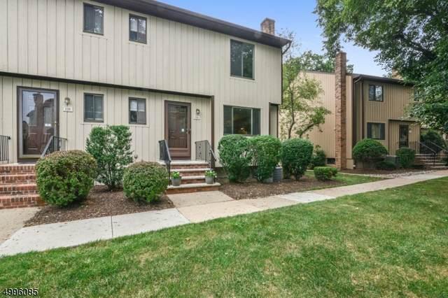 38 Park St 22-A A, Florham Park Boro, NJ 07932 (MLS #3646251) :: SR Real Estate Group
