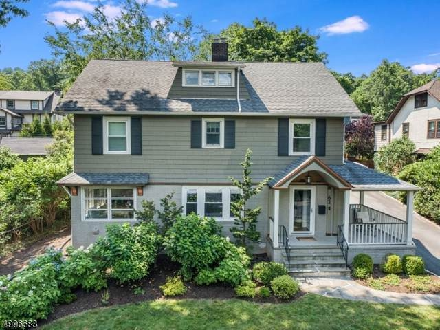 62 Edgemont Rd, Montclair Twp., NJ 07042 (MLS #3646352) :: Coldwell Banker Residential Brokerage