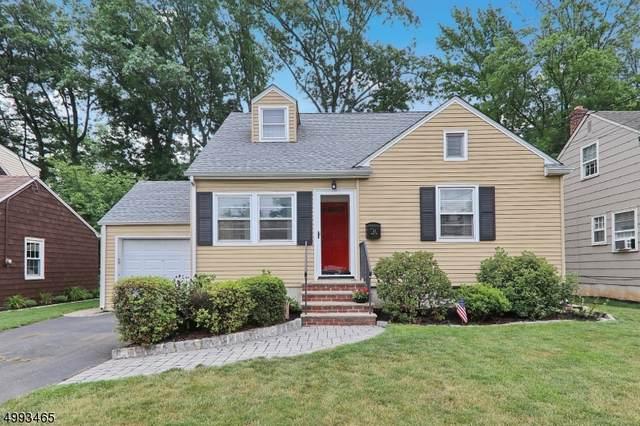 41 Park Ave, Cranford Twp., NJ 07016 (#3646671) :: NJJoe Group at Keller Williams Park Views Realty