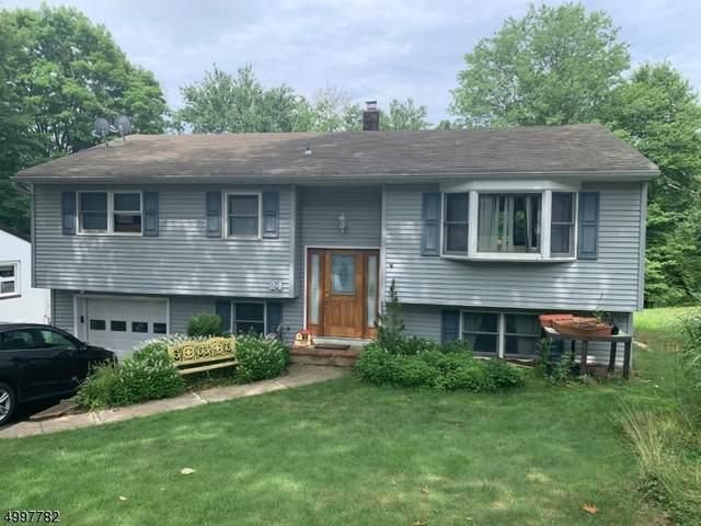 24 Shawnee Ave, Rockaway Twp., NJ 07866 (MLS #3647543) :: Coldwell Banker Residential Brokerage