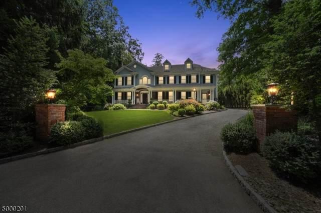 15 Spring St, Chatham Twp., NJ 07928 (MLS #3650428) :: Team Francesco/Christie's International Real Estate