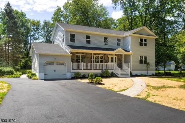 65 Woodland Rd, Mendham Twp., NJ 07869 (MLS #3651360) :: The Douglas Tucker Real Estate Team