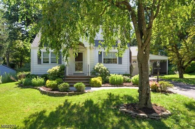 126 Midvale Rd, Mountain Lakes Boro, NJ 07046 (MLS #3651498) :: RE/MAX Select