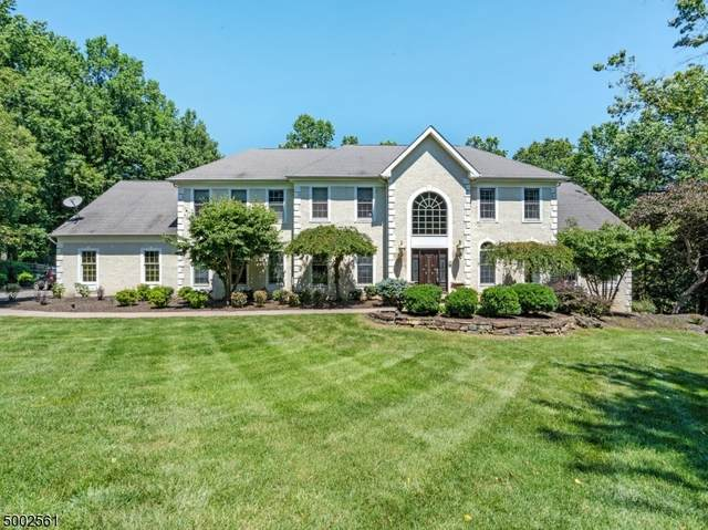 5 Luce Court, Chester Twp., NJ 07931 (MLS #3651687) :: The Lane Team