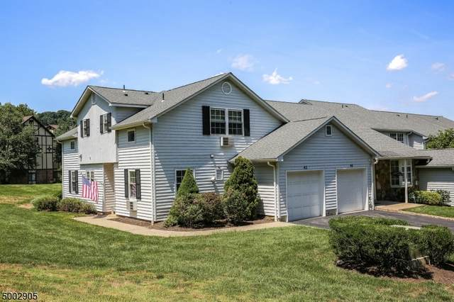 42 Lexington Ct, Chatham Twp., NJ 07928 (MLS #3651883) :: RE/MAX Select