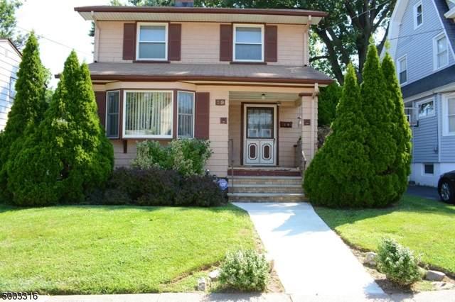 19 Vista Ave, Elizabeth City, NJ 07208 (MLS #3652292) :: The Lane Team
