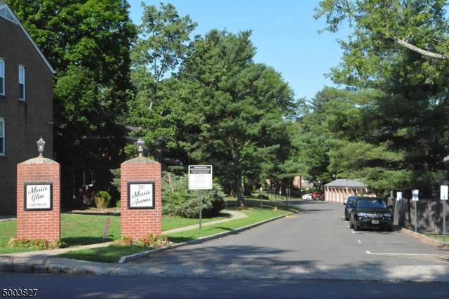390 Morris Ave Unit 9 #9, Summit City, NJ 07901 (MLS #3652866) :: The Sue Adler Team
