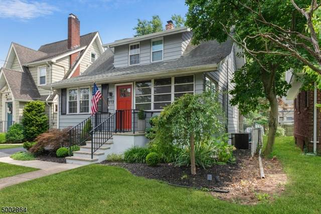 772 Central Ave, Rahway City, NJ 07065 (#3652929) :: Daunno Realty Services, LLC