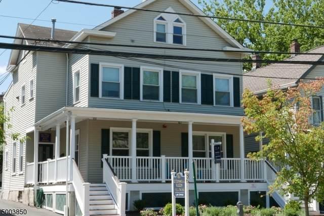 86 Washington St, Morristown Town, NJ 07960 (MLS #3653050) :: The Sikora Group