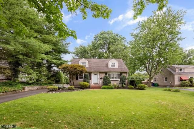 58 Poplar Pl, Fanwood Boro, NJ 07023 (MLS #3653055) :: The Dekanski Home Selling Team