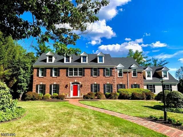 18 White Oak Ridge Ct, Mendham Twp., NJ 07945 (MLS #3653090) :: The Douglas Tucker Real Estate Team