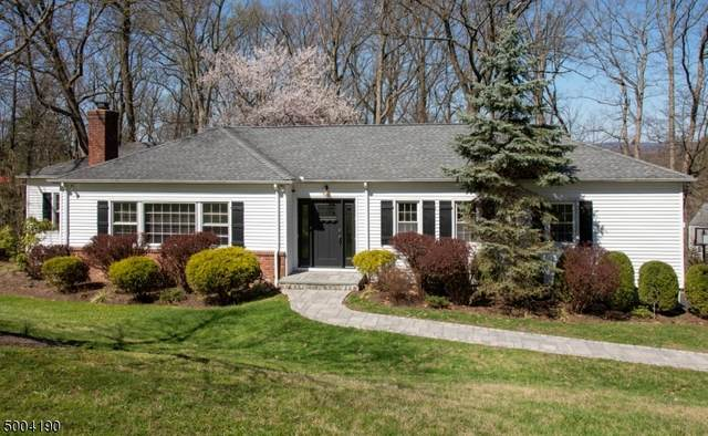 51 Runnymede Rd, Chatham Twp., NJ 07928 (MLS #3653098) :: Team Braconi | Christie's International Real Estate | Northern New Jersey