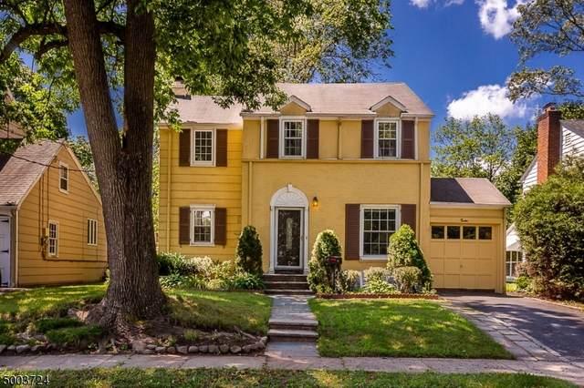 12 Norwood Ter, Millburn Twp., NJ 07041 (MLS #3653100) :: Coldwell Banker Residential Brokerage