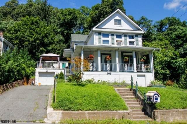 205 Mt Hope Ave, Rockaway Twp., NJ 07801 (MLS #3653318) :: RE/MAX Select