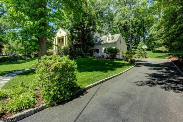 287 Watchung Fork, Westfield Town, NJ 07090 (MLS #3653543) :: The Sikora Group