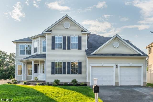 920 Timberline Dr, Jefferson Twp., NJ 07849 (MLS #3653548) :: RE/MAX Select