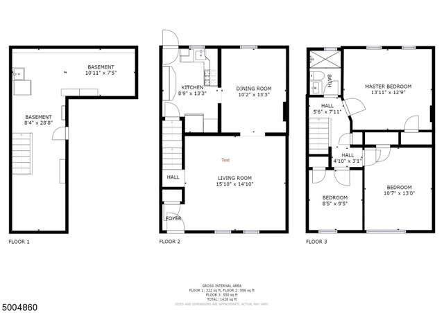 607 E Lincoln Park, Cranford Twp., NJ 07016 (MLS #3653673) :: The Dekanski Home Selling Team