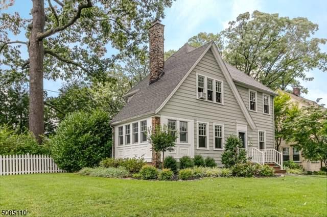 136 2ND ST, Fanwood Boro, NJ 07023 (MLS #3653869) :: The Dekanski Home Selling Team