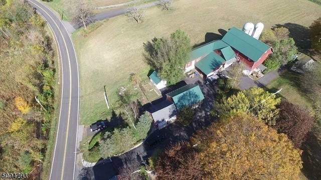 99 George Hill Rd, Frankford Twp., NJ 07826 (MLS #3654223) :: The Lane Team