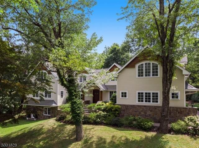 100 Spring Brook Road, Morris Twp., NJ 07960 (MLS #3654246) :: William Raveis Baer & McIntosh