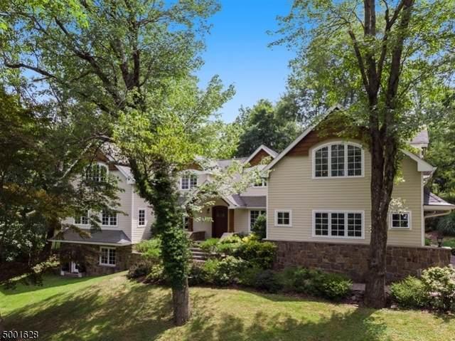 100 Spring Brook Road, Morris Twp., NJ 07960 (MLS #3654246) :: The Dekanski Home Selling Team