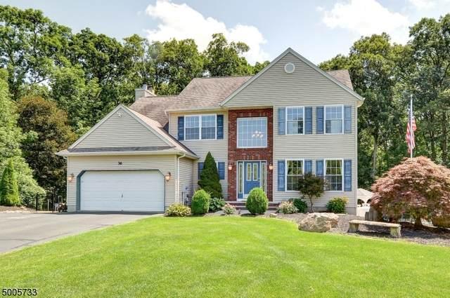 36 Lark Ln, Jefferson Twp., NJ 07438 (MLS #3654412) :: RE/MAX Select