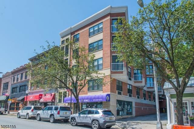 7 Prospect St 809 #809, Morristown Town, NJ 07960 (MLS #3654595) :: Team Braconi | Christie's International Real Estate | Northern New Jersey