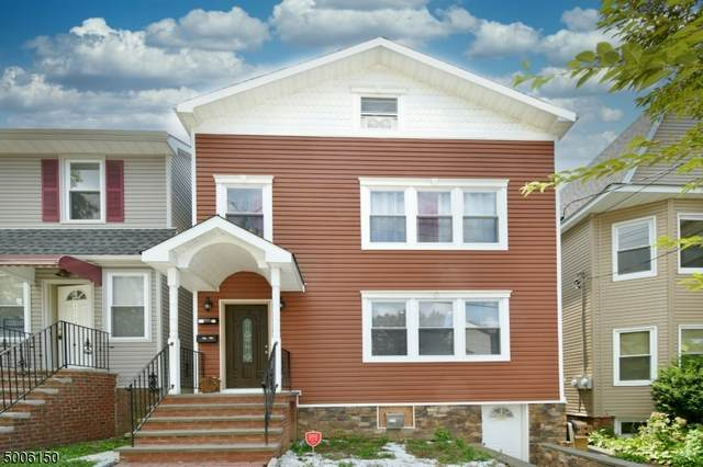 860 Lyons Ave, Irvington Twp., NJ 07111 (MLS #3654847) :: The Sue Adler Team