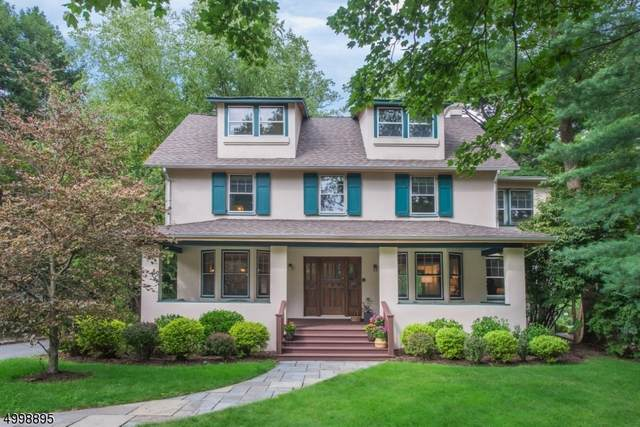 181 Alexander Ave, Montclair Twp., NJ 07043 (MLS #3655935) :: Team Braconi | Christie's International Real Estate | Northern New Jersey