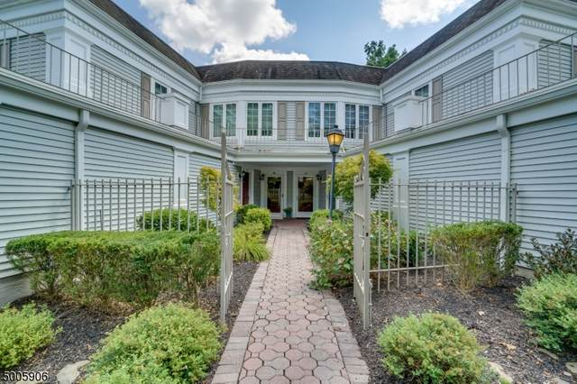 149 Terrace Dr #149, Chatham Twp., NJ 07928 (MLS #3656446) :: Team Braconi | Christie's International Real Estate | Northern New Jersey