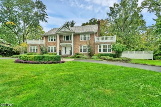 10 Grosvenor Rd, Millburn Twp., NJ 07078 (MLS #3657475) :: William Raveis Baer & McIntosh