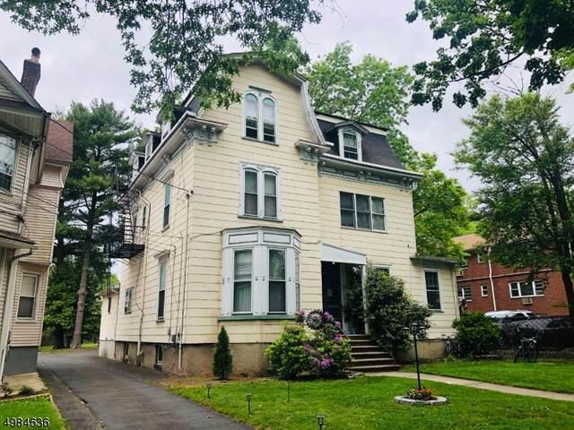 420 Chestnut St #3, Roselle Park Boro, NJ 07204 (MLS #3657495) :: The Debbie Woerner Team