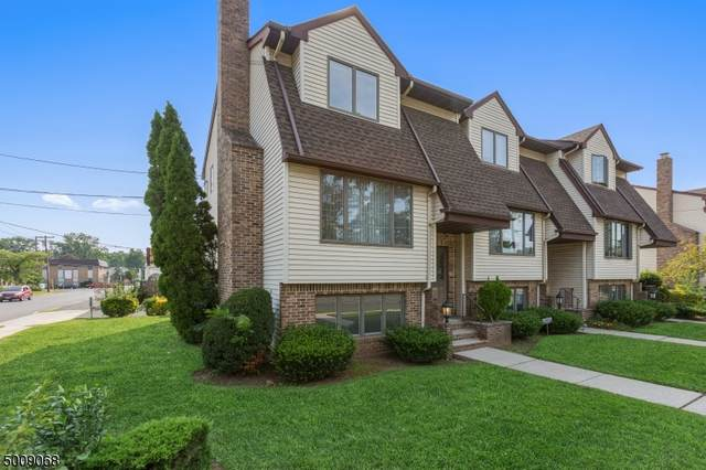 71 Broadway Unit 3A 3A, Clark Twp., NJ 07066 (MLS #3658350) :: Team Francesco/Christie's International Real Estate