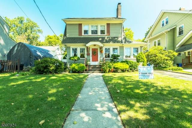 10 Russell Ave, Nutley Twp., NJ 07110 (MLS #3659335) :: The Karen W. Peters Group at Coldwell Banker Realty