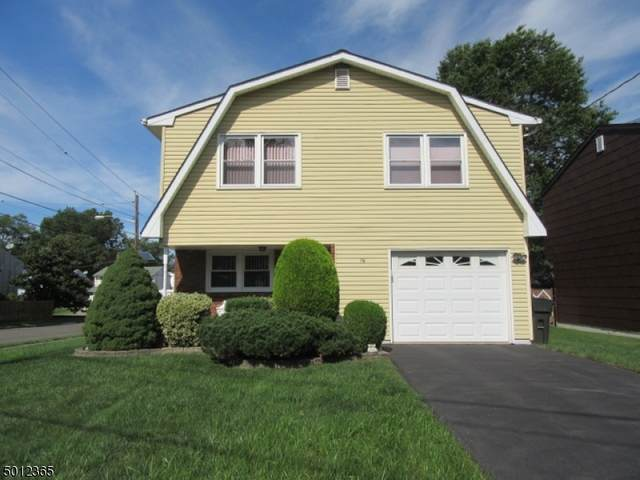 76 Pleasant Ave, Woodbridge Twp., NJ 08830 (MLS #3660353) :: The Karen W. Peters Group at Coldwell Banker Realty
