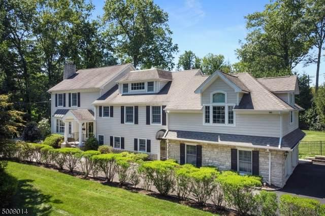 2 Briarwood Dr, Millburn Twp., NJ 07078 (MLS #3660918) :: The Karen W. Peters Group at Coldwell Banker Realty