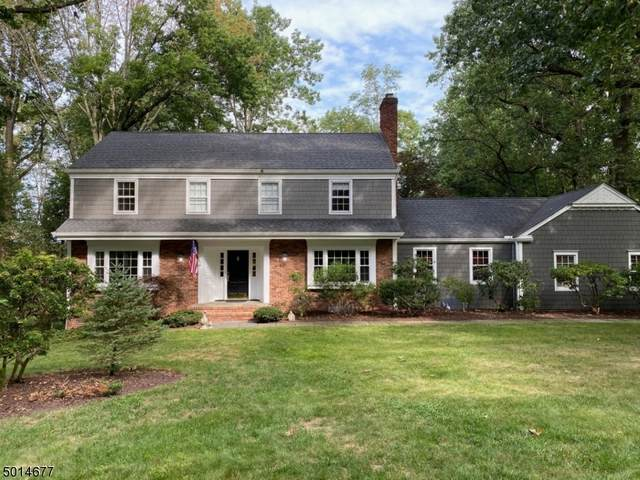 42 Rolling Hill Dr, Morris Twp., NJ 07960 (MLS #3662484) :: The Karen W. Peters Group at Coldwell Banker Realty