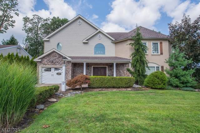 23 Notchcroft Dr, Little Falls Twp., NJ 07424 (MLS #3663510) :: Pina Nazario