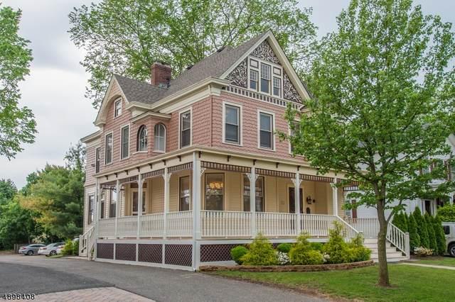17 W Cliff St, Somerville Boro, NJ 08876 (MLS #3663691) :: SR Real Estate Group