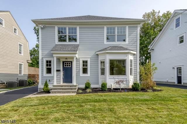 18 Garden Avenue, Chatham Boro, NJ 07928 (MLS #3663943) :: Weichert Realtors