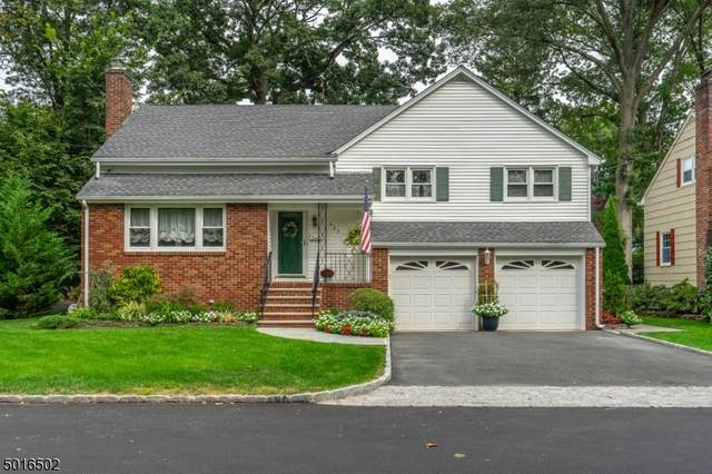 424 Manor Ave, Cranford Twp., NJ 07016 (#3664158) :: Daunno Realty Services, LLC