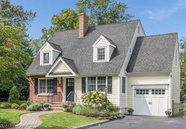 87 Elmwood Ave, Chatham Boro, NJ 07928 (#3664857) :: NJJoe Group at Keller Williams Park Views Realty