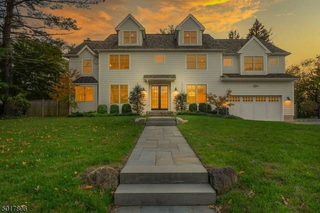 16 Scenery Hill Dr, Chatham Twp., NJ 07928 (MLS #3665378) :: Coldwell Banker Residential Brokerage