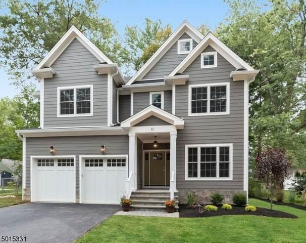 61 Crescent Dr, New Providence Boro, NJ 07974 (MLS #3665478) :: SR Real Estate Group