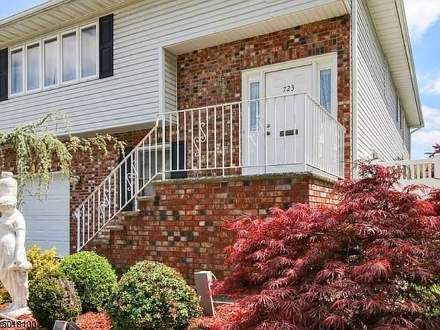 723 Balsam Way, Union Twp., NJ 07083 (#3665701) :: Daunno Realty Services, LLC