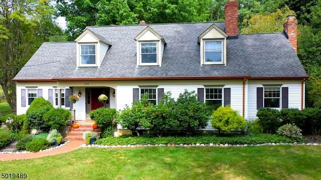 190 Washington Valley Rd, Morris Twp., NJ 07960 (MLS #3667381) :: REMAX Platinum